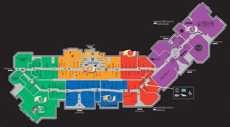 potomac mills mall map potomac mills mall map images