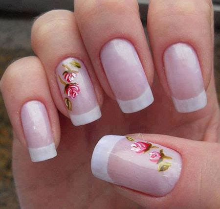 easy nail art spring simple spring nail art designs ideas trends 2014 for