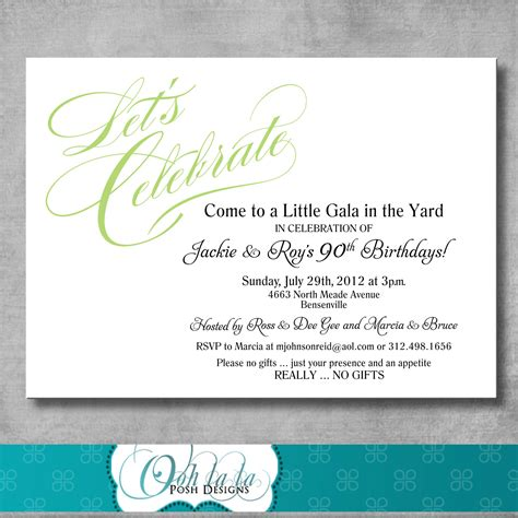 birthday invitations templates for adults birthday invitation templates