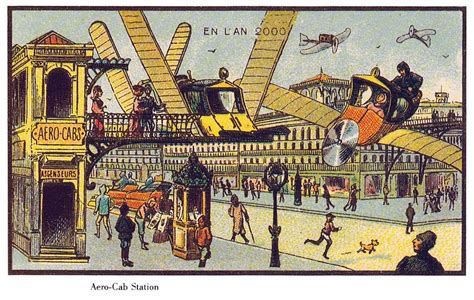 a 19th century vision of the year 2000 the public domain