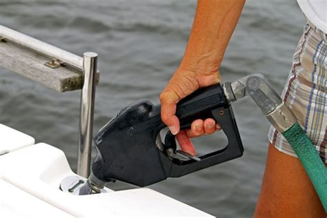boat fuel tank not filling can you use ethanol in an outboard gasoline engine
