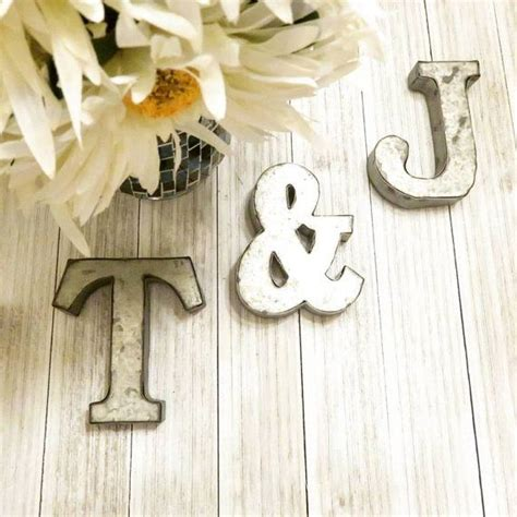 home decor letters metal best 25 metal wall letters ideas on pinterest metal