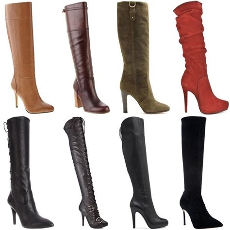 how to wear boots for your shape