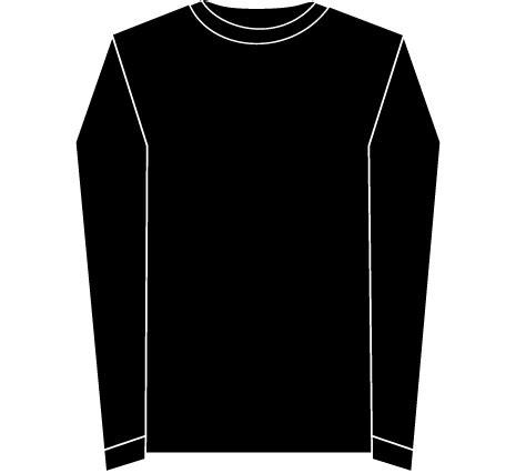 12 Long Sleeve Blank T Shirt Template Psd Images Long Sleeve Blank Shirt Template Long Sleeve Shirt Template Psd
