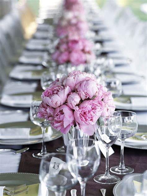 bridal shower flower centerpieces pictures 18 wedding color combinations inspiration project