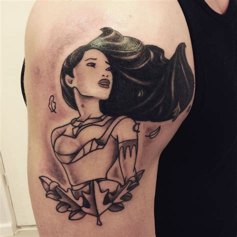 pocahontas tattoo best 20 pocahontas tattoos ideas on