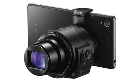 Lensa Sony Qx30 what are the best smartphone lenses