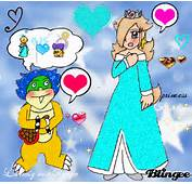 Ludwig Von Koopa And Rosalina Por Cardosomichele Picture 131438669