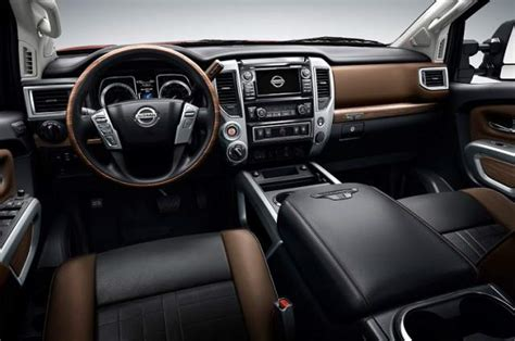nissan trucks interior 2018 nissan titan concept price release date 2018 2019