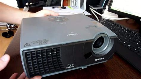 Proyektor Toshiba Tdp S8 repairing toshiba tdp s8 projector teardown