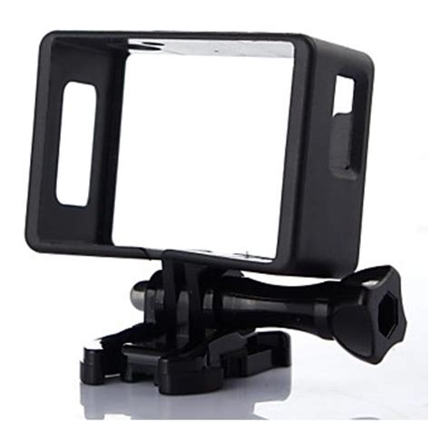 Sjcam 4000 Bandung plastic side frame for sjcam sj4000 black jakartanotebook
