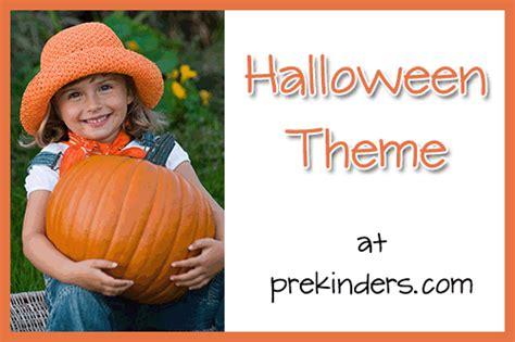 halloween themes for daycare halloween theme prekinders
