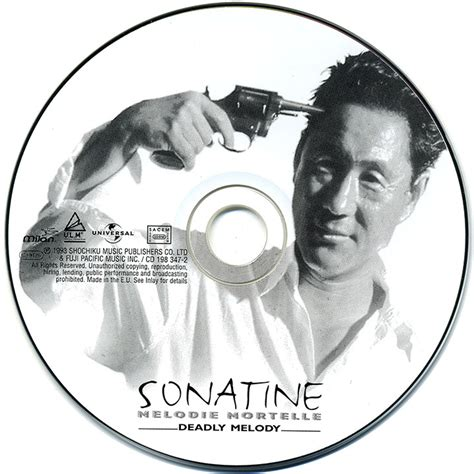 Kaset Ost From Motion Picture Runaway joe hisaishi sonatine melodie mortelle original