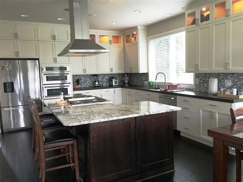 kitchen island different color than cabinets 100 kitchen island different color than cabinets 10