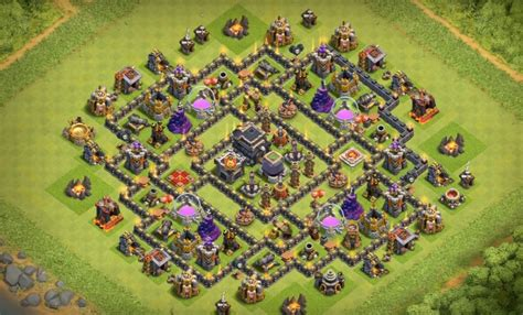 air sweeper town hall 9 farming base 12 heroic farming base layouts for 2016