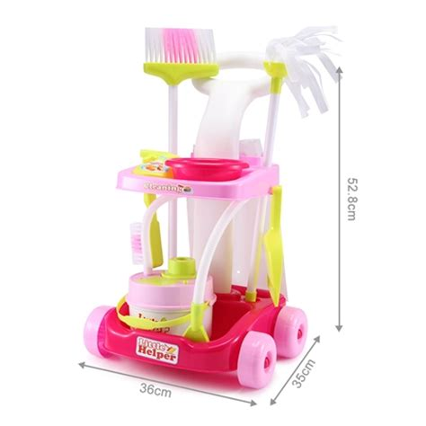 Fashion Vacum Cleaner Diskon cleaning trolley vacuum cleaner shopping