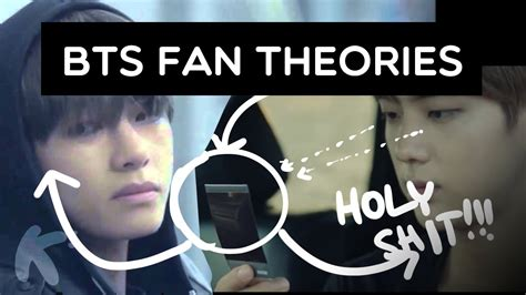 bts theory bts fan theories research youtube