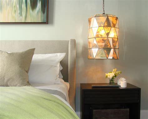 hanging bedside light ideas designs design trends