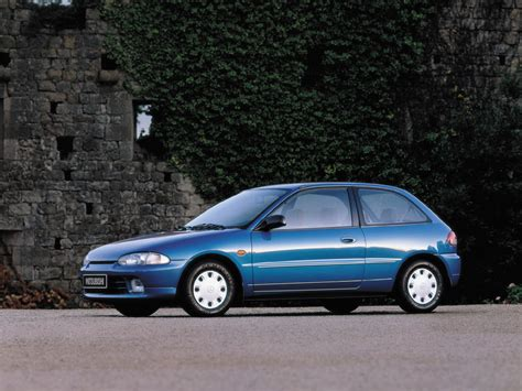 mitsubishi colt 92 mitsubishi colt technical specifications and fuel economy