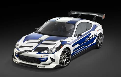 frs car scion fr s race car debuts at detroit auto show 2012