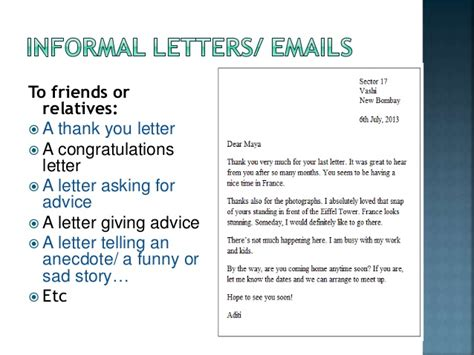 formal email format in french writing types ni2