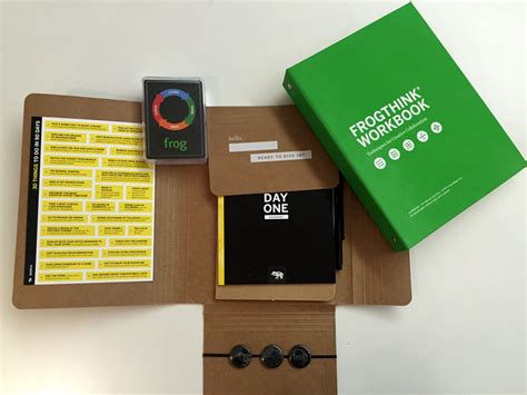 Welcome Kit frog media kit we already existing formats like the