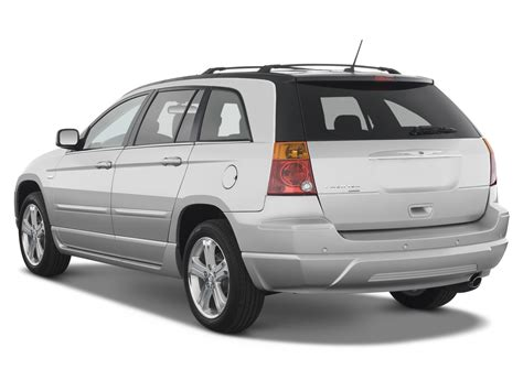 2008 chrysler pacifica touring reviews 2008 chrysler pacifica reviews and rating motor trend