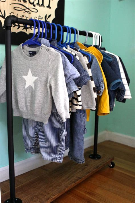 clothing rack ideas images  pinterest clothing