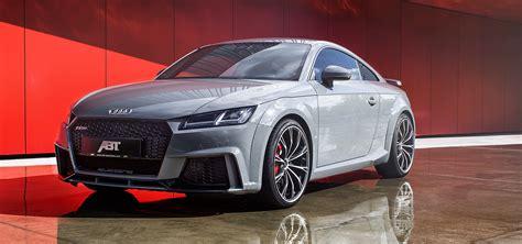 Audi Tt Rs Abt by Audi Tt Rs Abt Sportsline