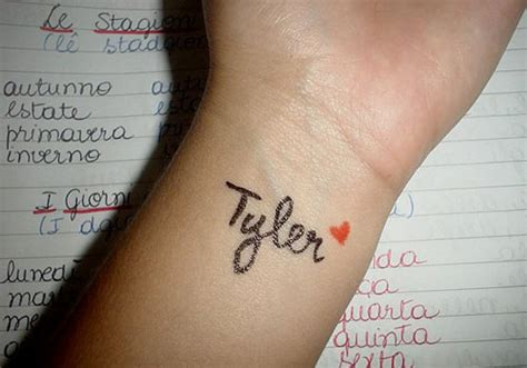 tattoo for boyfriend 31 boyfriend name tattoos inspirationseek