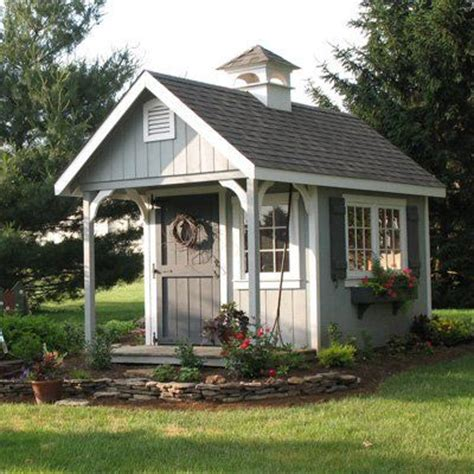 Garden Shed With Porch by 1000 Ideas About Shed Playhouse On Storage