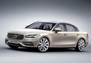 Volvo 2016 Models Volvo S90 2016 Teasers And Models Pictures