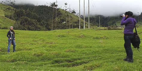 entrada valle del cocora valle del cocora eje cafetero turismo