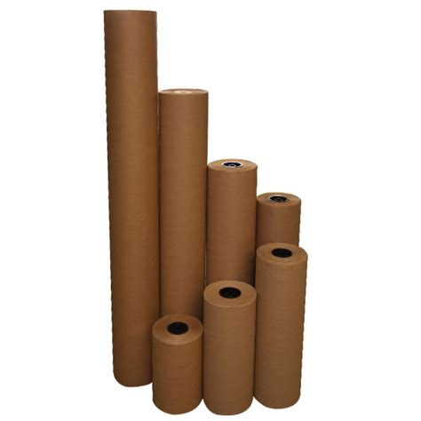 Brown Craft Paper Rolls - kraft paper rolls kraft paper shipping supplies