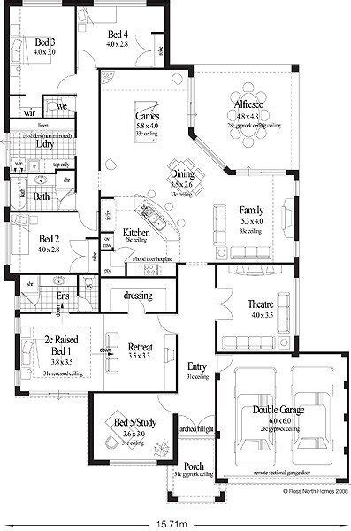 small 5 bedroom house plans cool small 5 bedroom house plans new home plans design