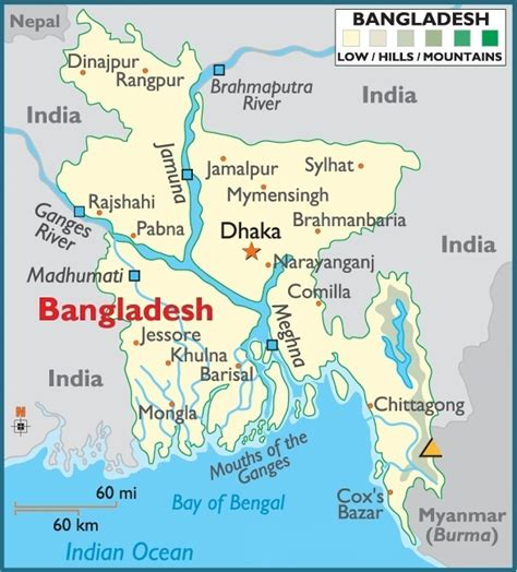 map of bangladesh map and national flag of bangladesh picture gallery