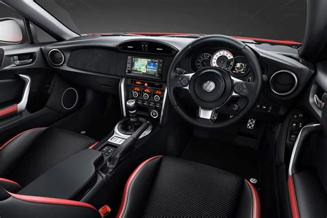 Toyota Gt Interior by 2017 Toyota Gt 86 Revealed Pictures Auto Express