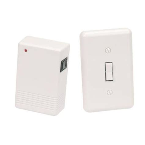 westek wall mounted switch and in receiver rfk100lc