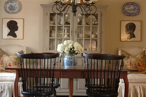 Dining Room Picture by Pretty Dining Room Before Amp After Holly Mathis Interiors