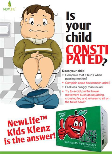 what to do if your is constipated is your child constipated newlife today malaysia