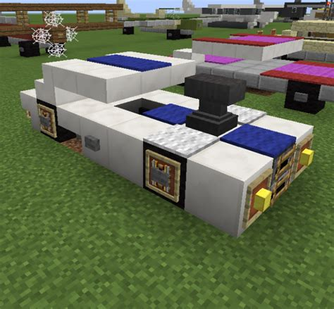minecraft car car 3 grabcraft your number one source