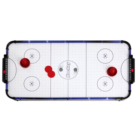 Line portable 32 in table top air hockey air hockey tables games