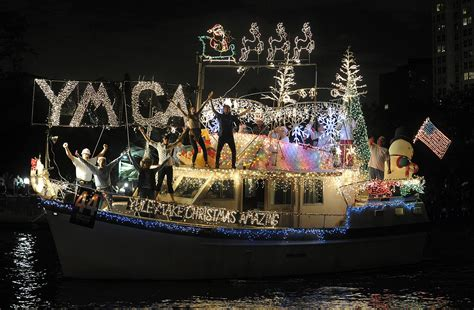 winterfest boat parade route winterfest boat parade to be held dec 12 sun sentinel