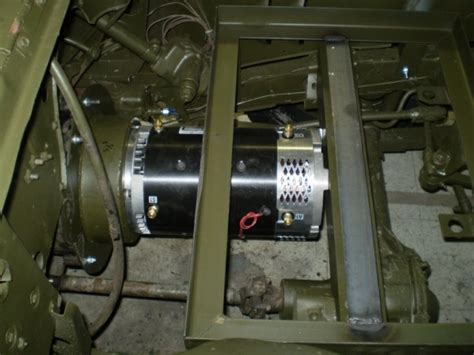 Clutch Picard 180024 Original quot electro willys quot the electric m38 willys jeep