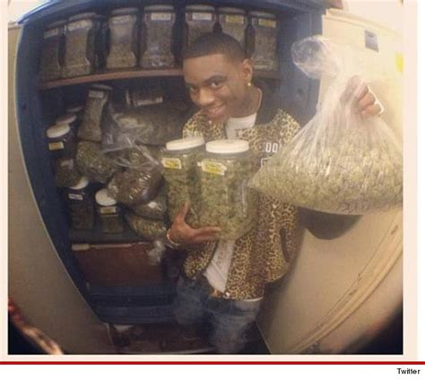 soulja boy s house soulja boy at the mother of weed house drewreports com