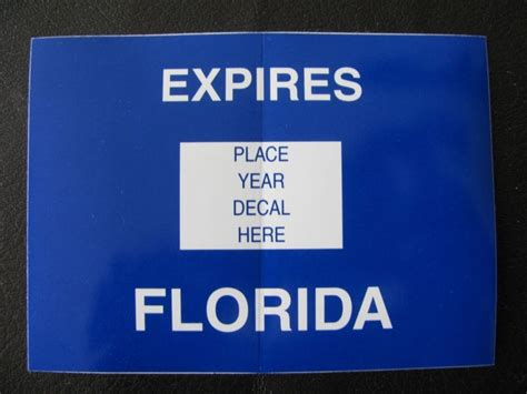 florida boat registration sticker florida mobile home shop collectibles online daily