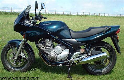 Motorrad Yamaha Xj 600 by Yamaha Xj 600 S Technische Daten Des Motorrades Motorrad