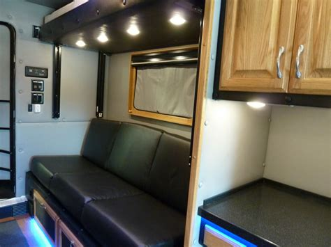 Luxury Sleeper by What Do Luxury Sleeper Cabs For Haul Truck Drivers