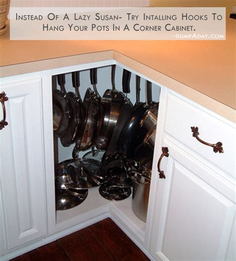 Pans In The Kitchen hang your pots and pans in the kitchen picture the recipe