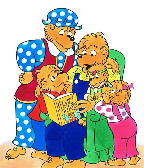 berenstain bears stan and jan berenstain the berenstain bears page 2